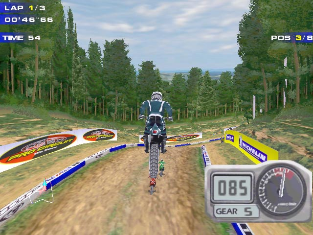 Moto Racer 2 img 1